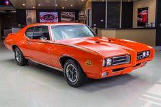 1969 Pontiac GTO Judge | V8 400 in³ (6554 cm³) | 366 HP