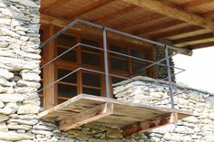 Casa vacanze nelle Alpi Liguri, Ormea, 2011 - Studio Officina82, Lara Sappa, Fabio Revetria