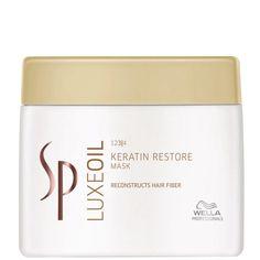 Wella SP Luxeoil Keratin Restore Hair Mask (400ml)
