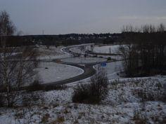 Norrköpingsvägen Sörbyängsvägen Örebro