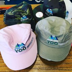 Looking for #WeAreYQQ hats? A small shipment of caps and snapback hats just arrived at Sure Copy Courtenay.
