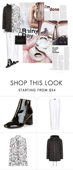 """""""Back to work!"""" by peeweevaaz ❤ liked on Polyvore featuring New Look, Wood Wood, Warehouse, Identity, CC, outfit, officewear, polyvoreeditorial and polyvorefashion"""