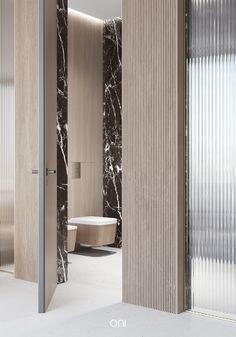 Bathroom Lighting Design, Bathroom Interior Design, Interior Design Living Room, Modern Interior, Interior Architecture, Wc Design, Toilet Design, House Design, Girl Bedroom Designs