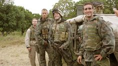 HBO: Generation Kill: Part 6 Stay Frosty: Images