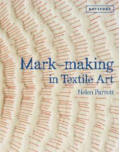 Techniques Textiles, Techniques Couture, Art Techniques, Hand Embroidery Designs, Embroidery Art, Embroidery Stitches, Simple Embroidery, Textile Fiber Art, Textile Artists