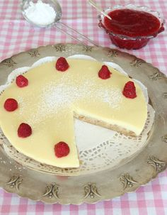 pannacottapaj2 White Chocolate, Panna Cotta, Sweet Tooth, Cheesecake, Pudding, Cookies, Ethnic Recipes, Desserts, Food