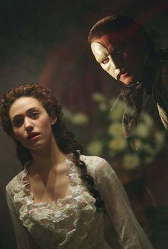 Christine-The Phantom, The Phantom of the Opera (2004)