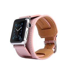 Apple Watch 3 in 1 Genuine Leather Watch Band