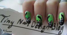 Mielenmaisemia - Kissat #nails #nailart