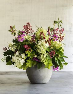 Flower arranging tips from the pros