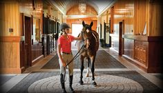 wow...without the horse, i would of guessed this was a hotel. wonder how much u gotta pay to get into that place...