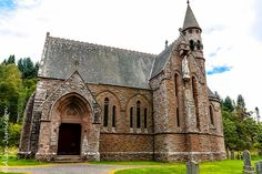 Drumtochty Church