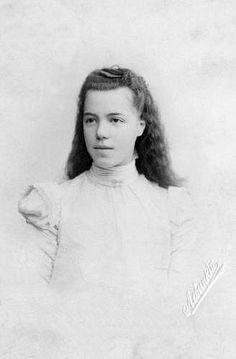 Olga Alexandrovich, sister to Nicholas II.