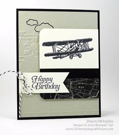 Sky is the Limit Birthday Card