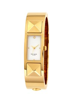 On ideel: KATE SPADE Ladies Pyramid Carousel Watch