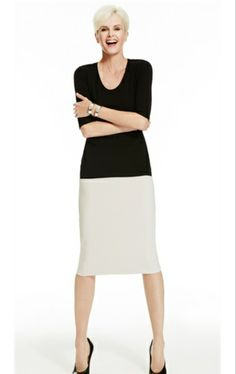 Paula Ryan Skirt | Microjersey | Sand.
