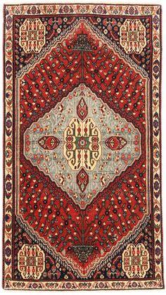 Abadeh Patina-matto 85x155