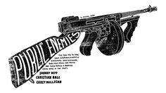 Public Enemies by Creator Sergio Ingravalle