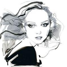 Fashion Illustration | Buzznet