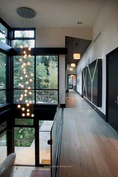 Modern mountain house inspired by rugged Colorado landscape. Modern mountain house inspired by rugged Colorado landscape. The post. Modern mountain house inspired by rugged Colorado landscape appeared first on lamp ideas. Modern House Design, Modern Interior Design, Interior Architecture, Contemporary Interior, Modern Contemporary House, Modern Interior Doors, Modern Condo, Modern Lighting Design, Victorian Architecture