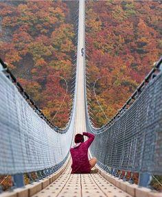 Kusma-Gyadi Bridge - Nepal