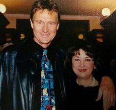 Mirella con John phillippe Law la sera del quarantesimo compleanno di ...