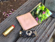 A personal favorite from my Etsy shop https://www.etsy.com/listing/250003868/lovely-vintage-lipstick-holder-and