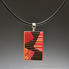 Meisha Barbee - Chiogami Pendant- Ass't Colors - Masterpiece Online