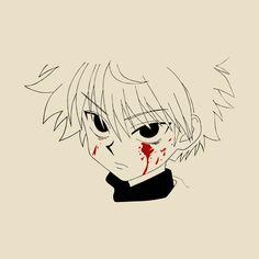 Check out this awesome 'Killua+Zoldyck+HunterXHunter' design on Hunter X Hunter, Hunter Anime, Ichigo Manga, Manga Anime, Anime Art, Anime Drawings Sketches, Anime Sketch, Jäger Tattoo, Hunter Tattoo