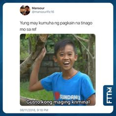 Memes Pinoy, Filipino Memes, Filipino Funny, Tagalog Quotes, Haha Funny, Hilarious, Funny Things, Funny Stuff, About Twitter