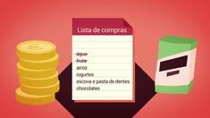 Animation for Cofidis explaining how parents should introduce money to their children.
