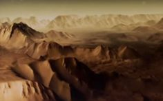 Mars landscape shown in 3D 'flyover' video Released by the European Space Agency to celebrate a decade since the launch of the Mars Express probe, the virtual video brings the Red Planet's topography to life. By Gregg Morgan  31 Oct 2013