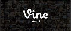 Sono tanti gli utenti che utilizzano #Vine. E in occasione del secondo anniversario invita gli utenti a creare la propria lista #VineYear2 Via @franzrusso 2nd Birthday, Vines, Company Logo, Social Media, Logos, Articles, Twitter, Logo, Social Networks