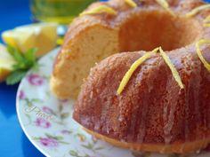 #Κέικ #limoncello #nostimiesgiaolous #cakelimoncello Limoncello, Cupcake Images, Brownie Cake, Brownies, Caramel Apples, Cornbread, Baked Potato, Tart, Muffin