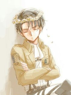 Levi looks so precious we must protect him