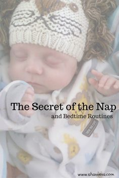 I'm sharing the secrets I've come up with to get my twins to nap in their toddler beds. We've also come up with a bedtime routine that works!
