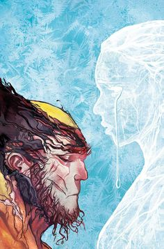 Wolverine 317 cover by Mike Del Mundo