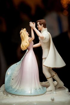 Sleeping Beauty Wedding Cake Topper   Bing Images