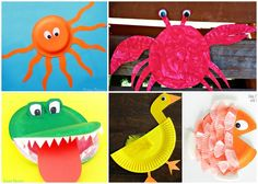Adorable Paper Plate Animal Crafts - Easy Peasy and Fun