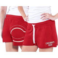 Cincinnati Reds Women's Base Hit Short - Red - $24.99
