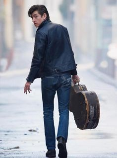 Alex Turner Style