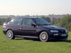 Ford Escort RS Cosworth a friend of a friend has a gorgeous original example the prices will only go up and up