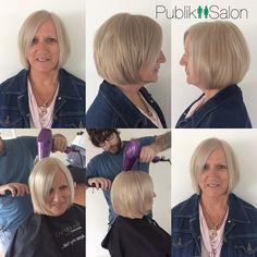 From dark golden blonde and layered to Chic blonde choppy bob... Achieved with Organic Colour Systems high lift tint series. Amazing lift without the need of an artificial bond multiplier. Stunning cut by Jon! #organiccolor #organiccolorsystems #organiccoloursystems #publiksalongc #restyle #bigchange #bob #coolblonde #choppybob #fashion