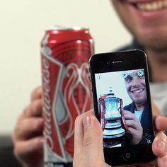 Aurasma: create an augmented reality movie.
