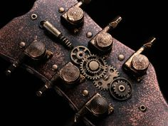 """Steampunk Tendencies 