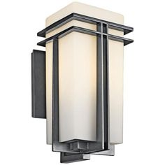 "Tremillo Energy Efficient 17 1/2"" High Outdoor Wall Light -"