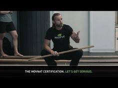 Beginner MovNat Combo - Squats, Kneels, and Crawling - YouTube