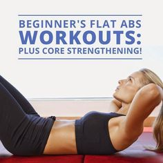 Beginners Flat Abs Workout | Medi Shortly