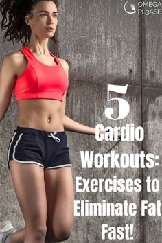 These 5 cardio workouts are excellent exercises for weight loss. They are the best cardio workouts for beginners and serve as foundation. You can do these cardio workouts at home and get a full body cardio workout in! Check out these intense cardio workouts for women here! #cardioworkouts #cardioworkoutsforbeginners #cardioworkoutsathome #fullbodycardioworkouts #cardioworkoutsforwomen Beginner Cardio Workout, Intense Cardio Workout, Plyometric Workout, Cardio Workout At Home, Plyometrics, Cardio Workouts, Running Workouts, Workout For Beginners, Best Home Workout Program