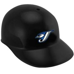 MLB Toronto Blue Jays Replica Batting Helmet by Licensed Products. $8.00. Includes Number decals. Full Size Replica Batting Helmet. This full-size batting helmet is a replica of your team's helmet.  Includes number decals.  Not for actual play.